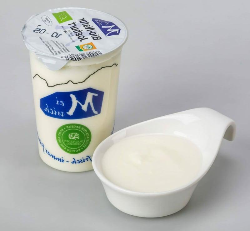 Mitesser Maske DIY mit Naturjoghurt