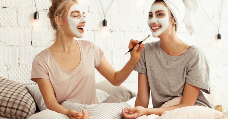 Mitesser Maske DIY wirkungsvolle Rezepte