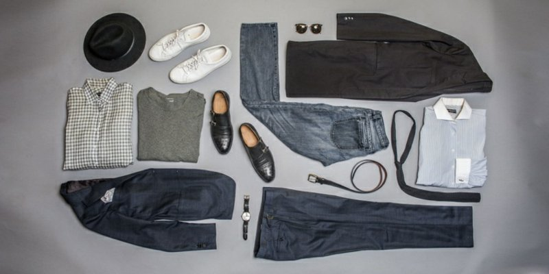 Business Casual Herren Kleidungsstücke kombinieren