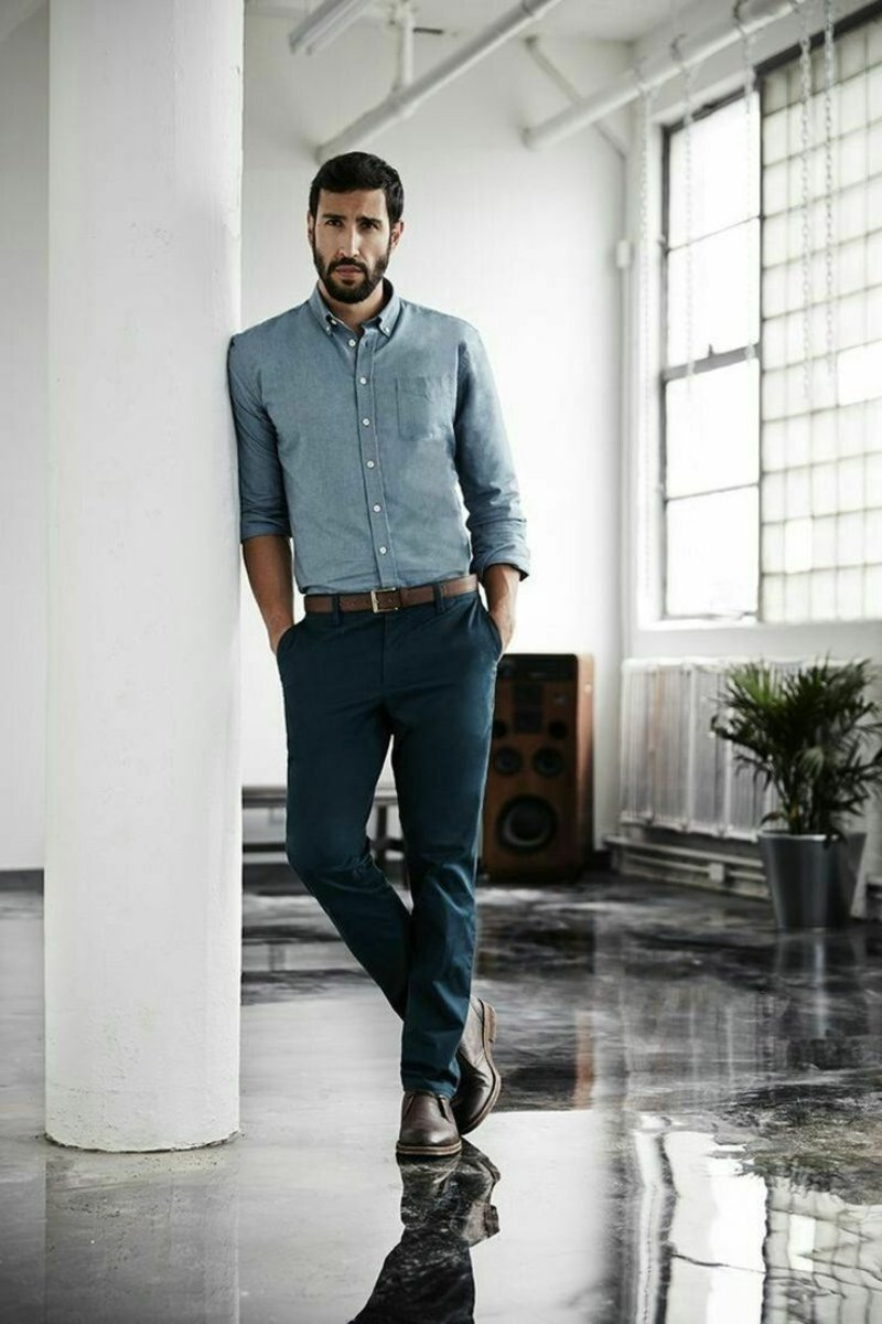 Business Casual Herren modische Outfits