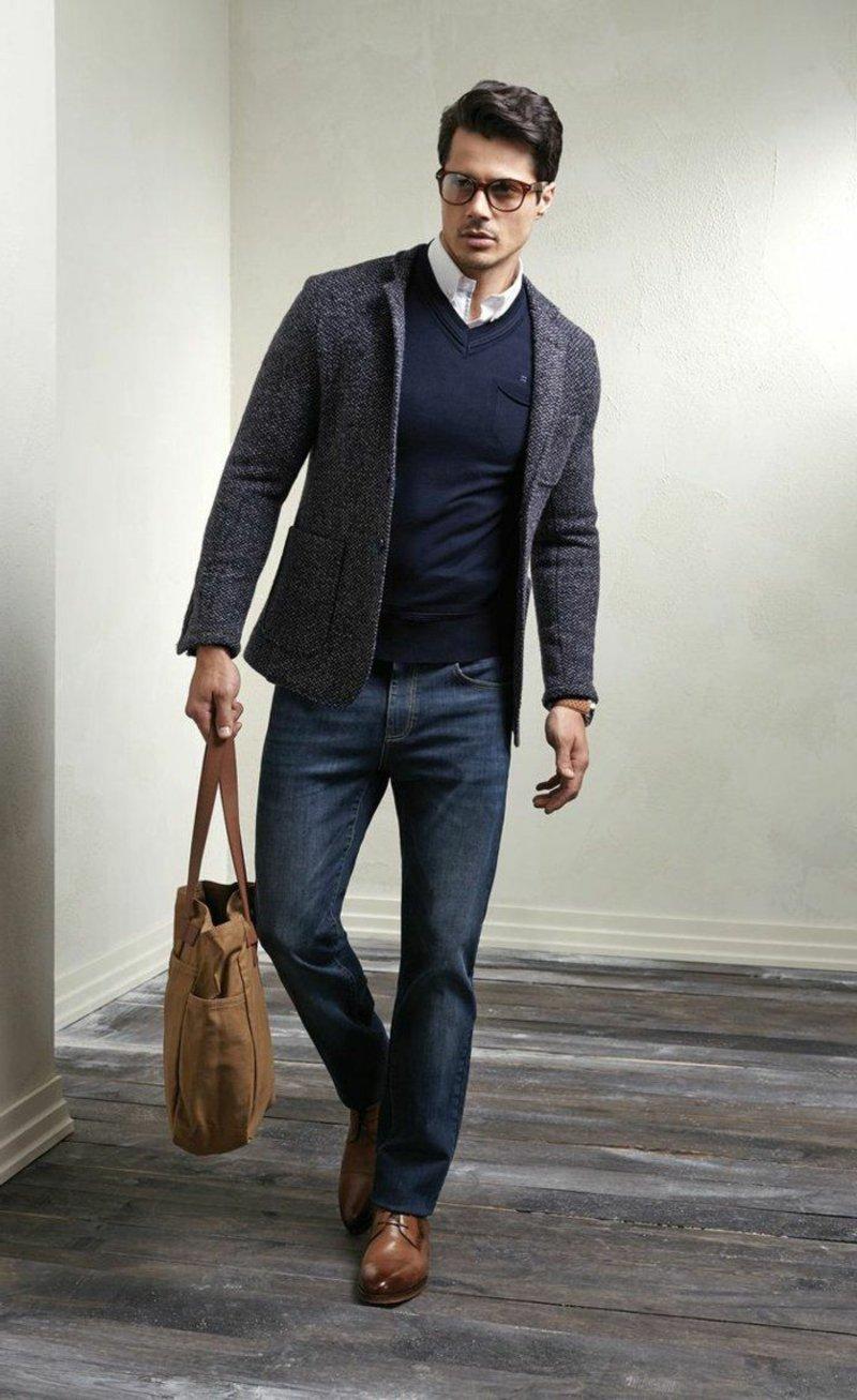 Outfit Büro Herren