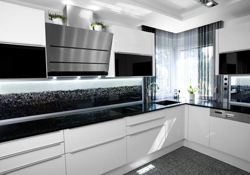 Wandpaneele Küche