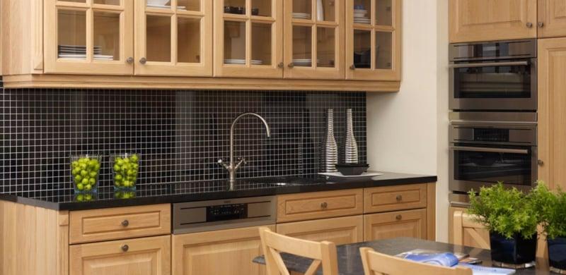 Wandpaneele Küche Rückwand Fliesen Imitation