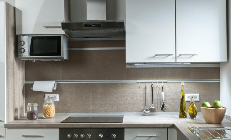 Wandpaneele Küche insprierende Ideen