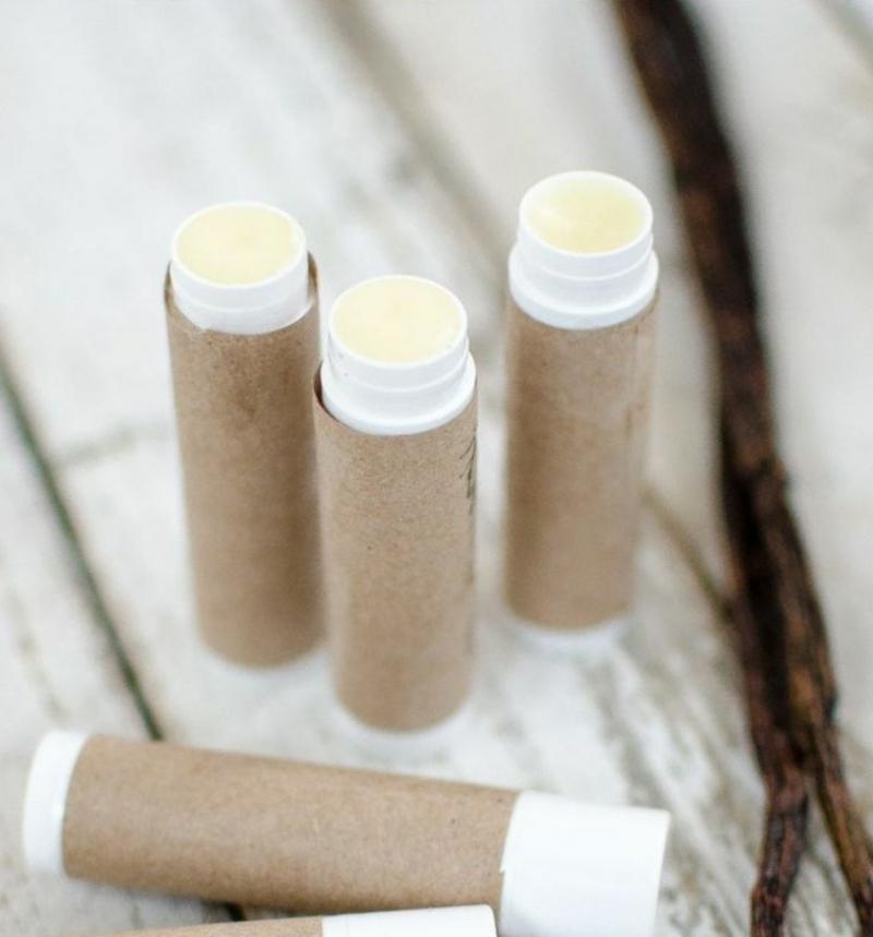 DIY Lippenbalsam Vanilleextrakt