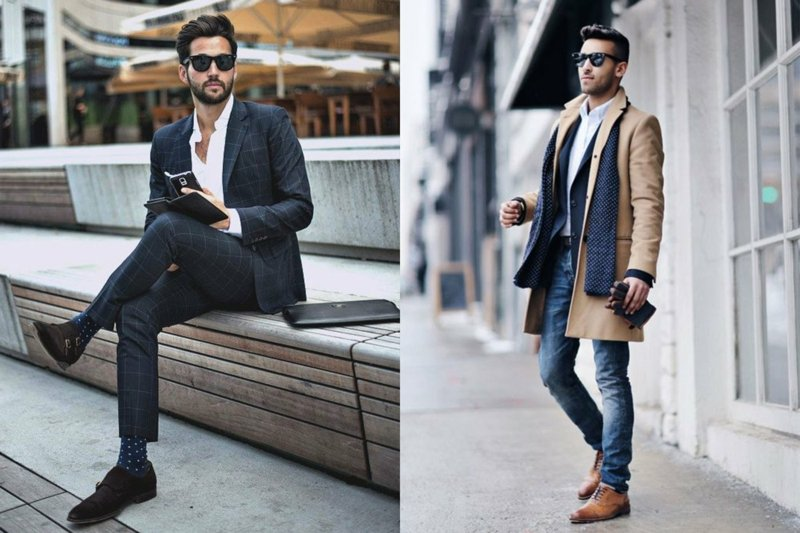 Business Casual Herren elegante Outfits