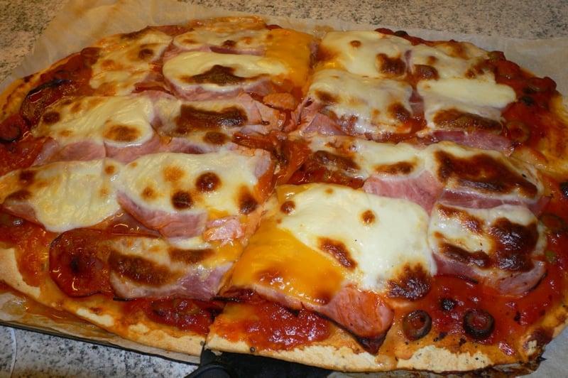 die besten Pizzarezepte