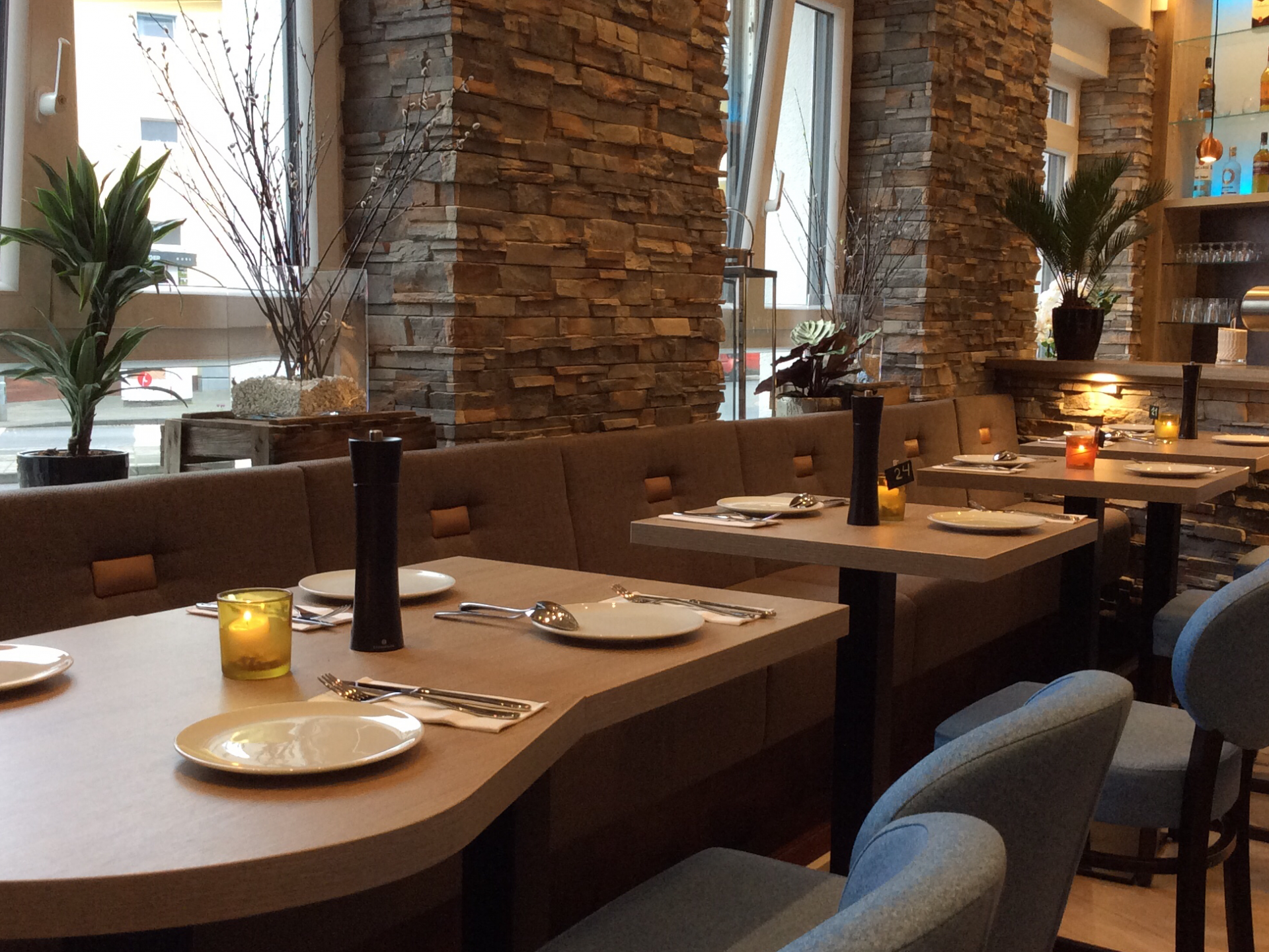 Gastronomie Möbel Restaurant Interieur