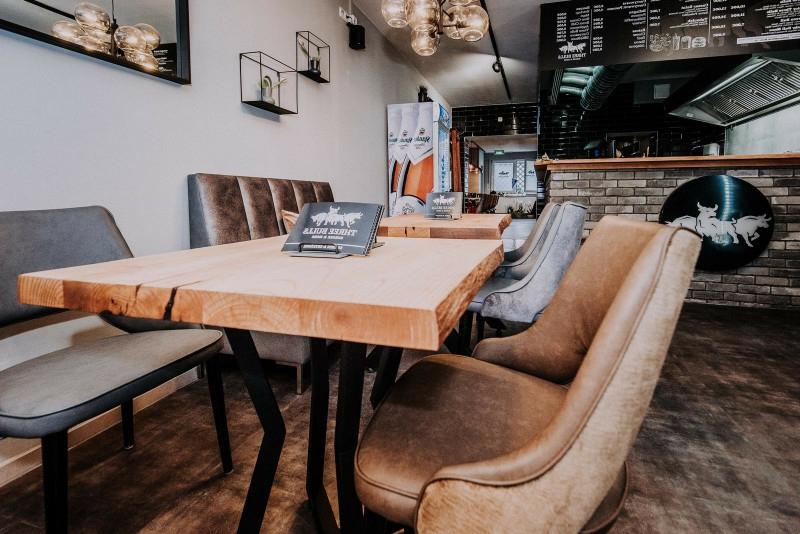 Gastronomie Möbel Stühle Lederpolsterung