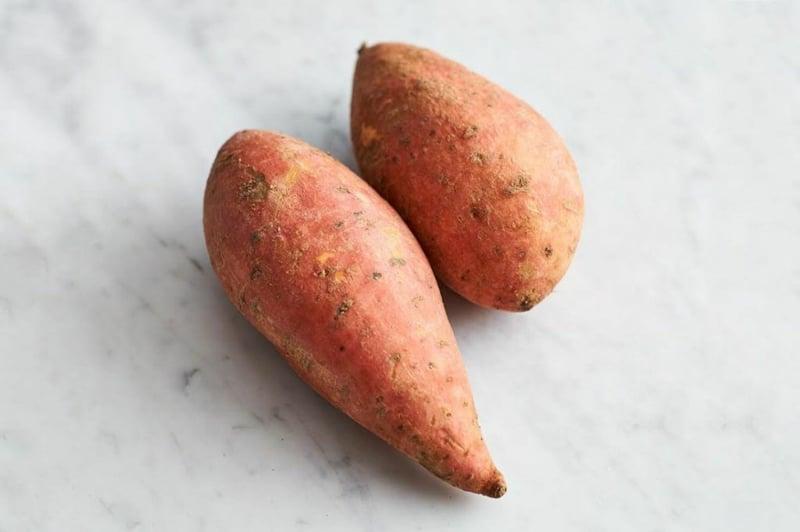 die besten Rezepte mit Süßkartoffeln