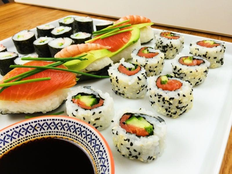 Sushi selber machen Anleitung