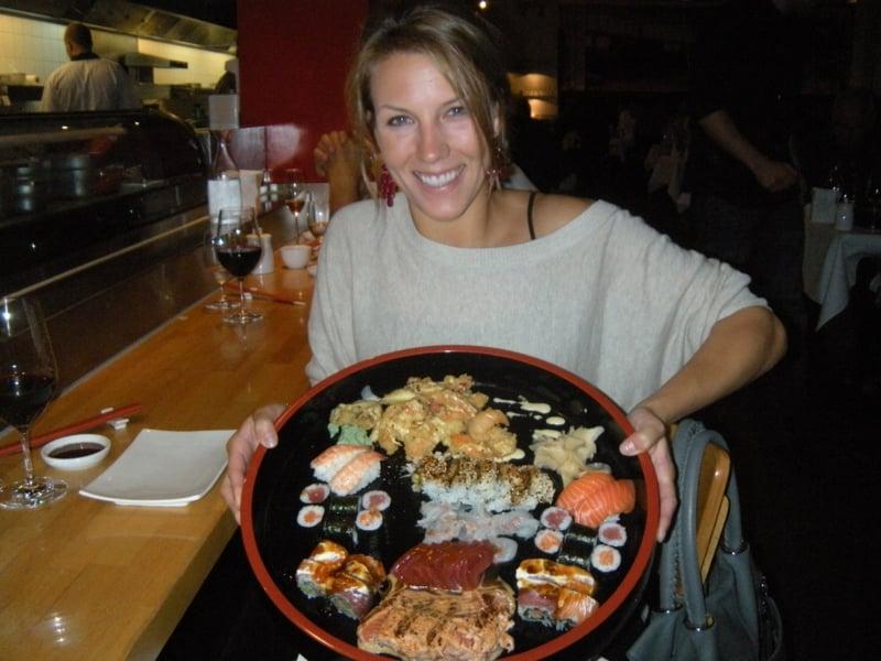 Henssler Sushi essen