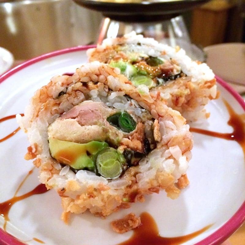 Hennsler Sushi lecker