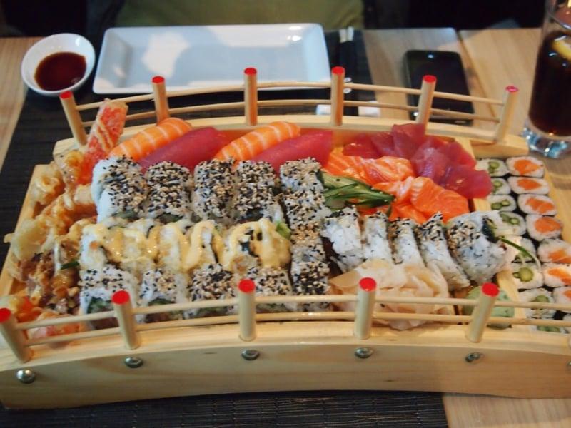 Spezialitäten japanische Küche