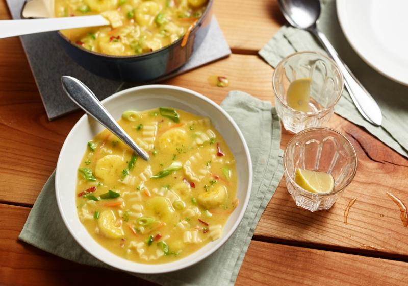 Suppenrezepte lecker
