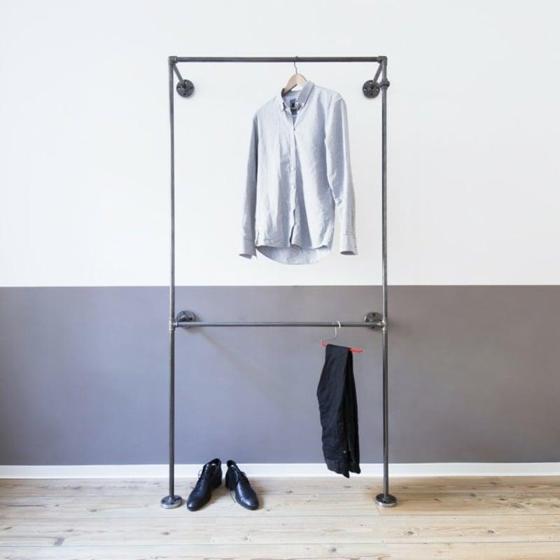 Meallröhre Gestell Kleidung aufhängen