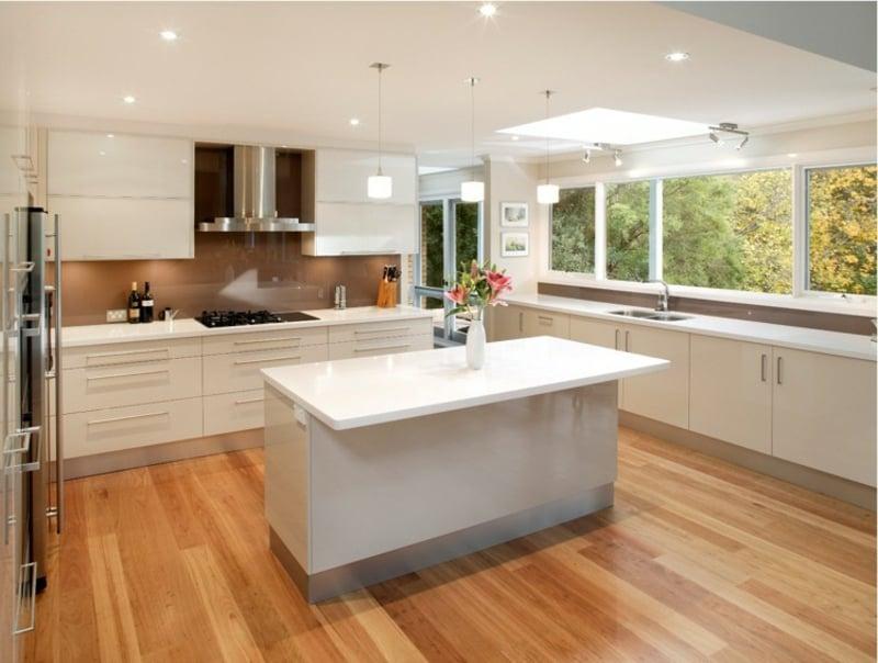 Wandpaneele Küche für ein modernes Ambiente