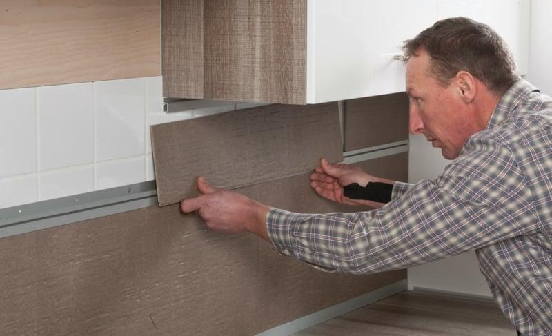 Küchenrückwand selber gestalten