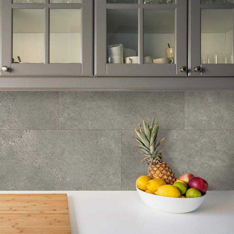 Wandpaneele Küche als Spritzwand montieren