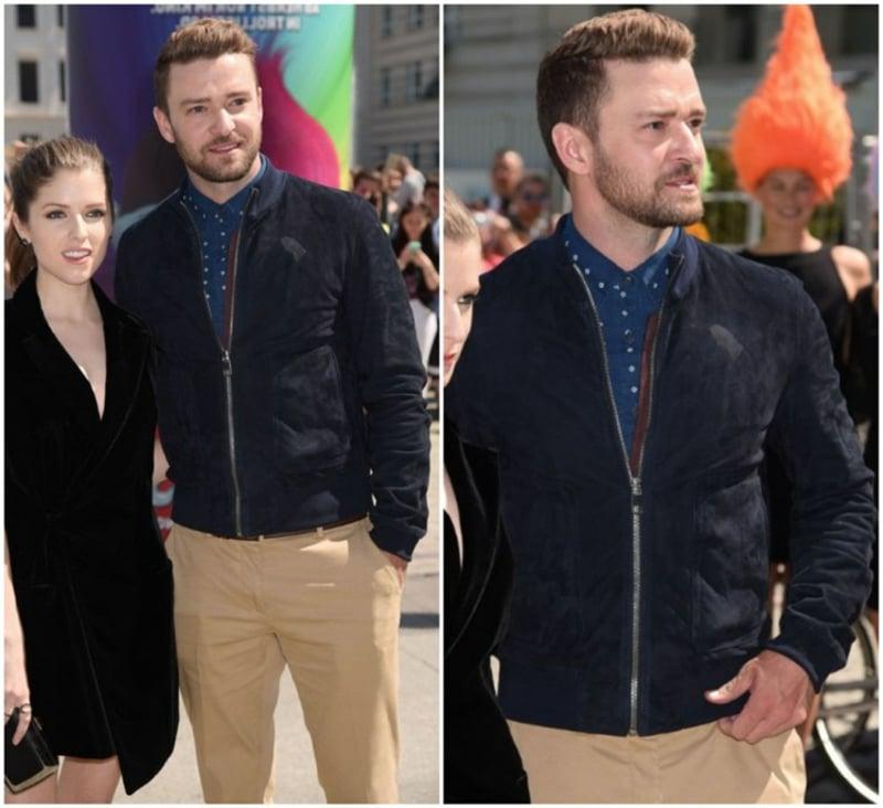 Business Casual Herren Justim Timberlake