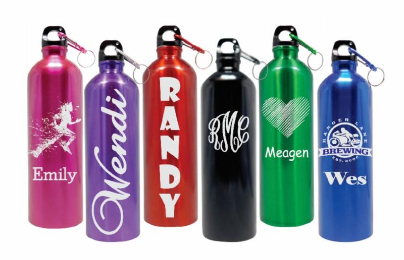 personalisierte Flaschen mit Namen cool