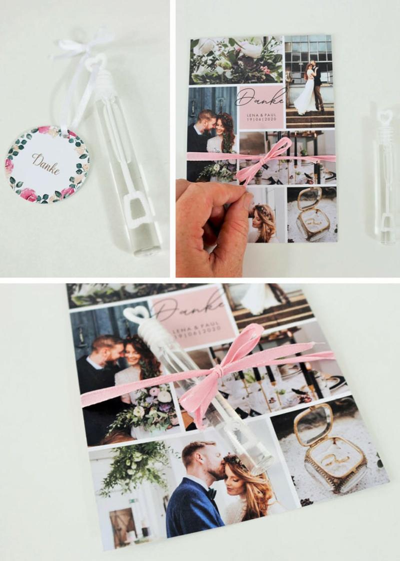 Designideen cool Hochzeitskarten