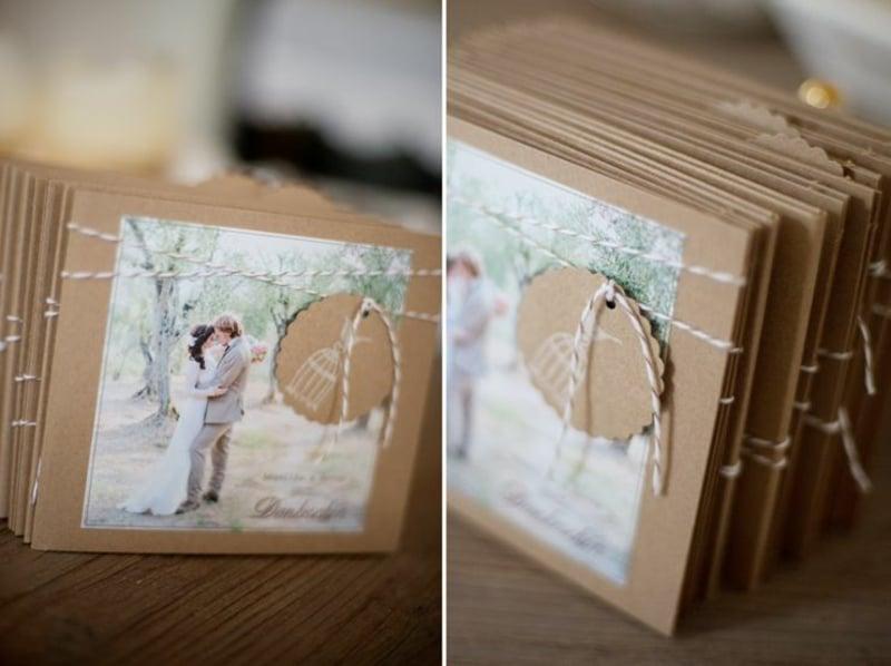 Hochzeitskarten basteln DIY