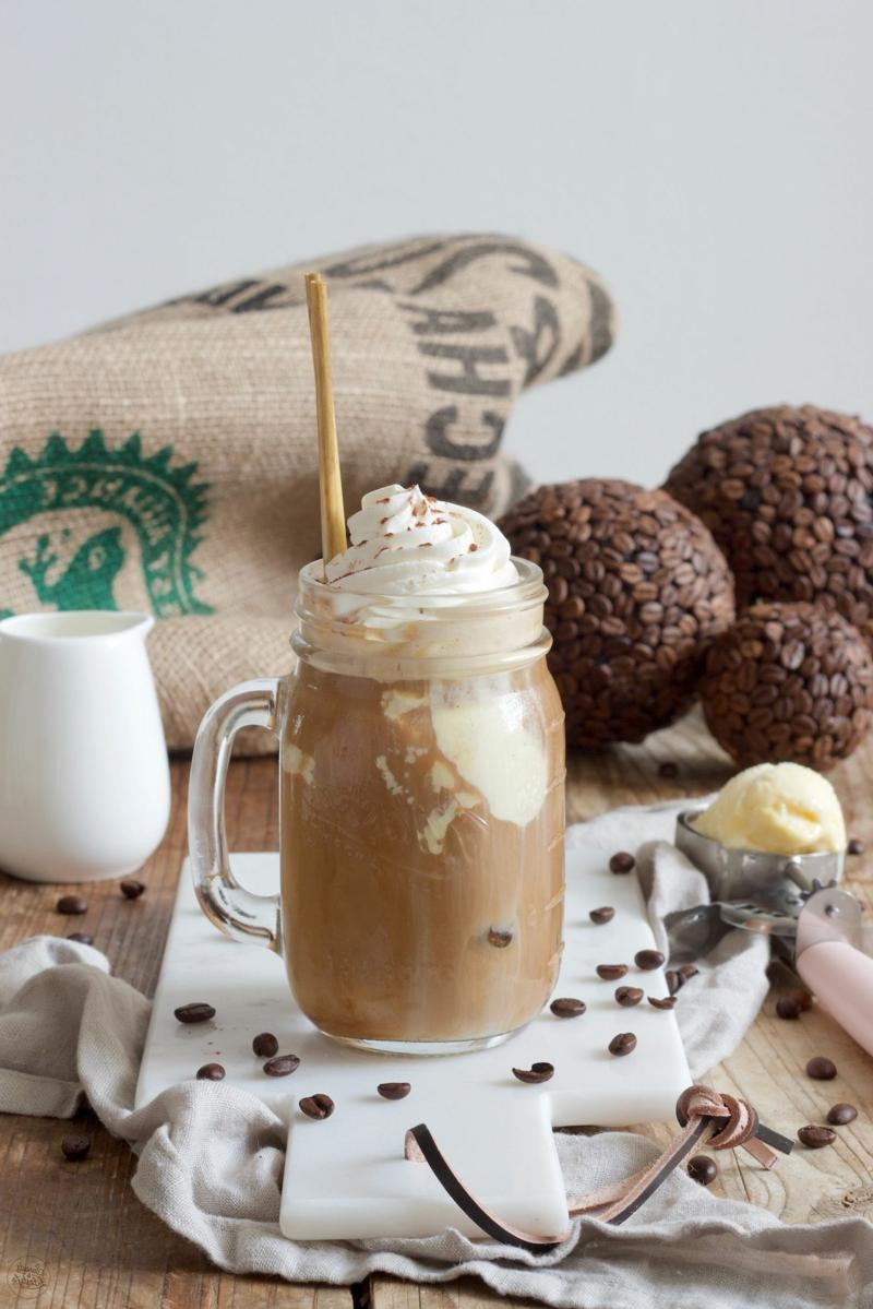 Eiskaffee italienisches Rezept