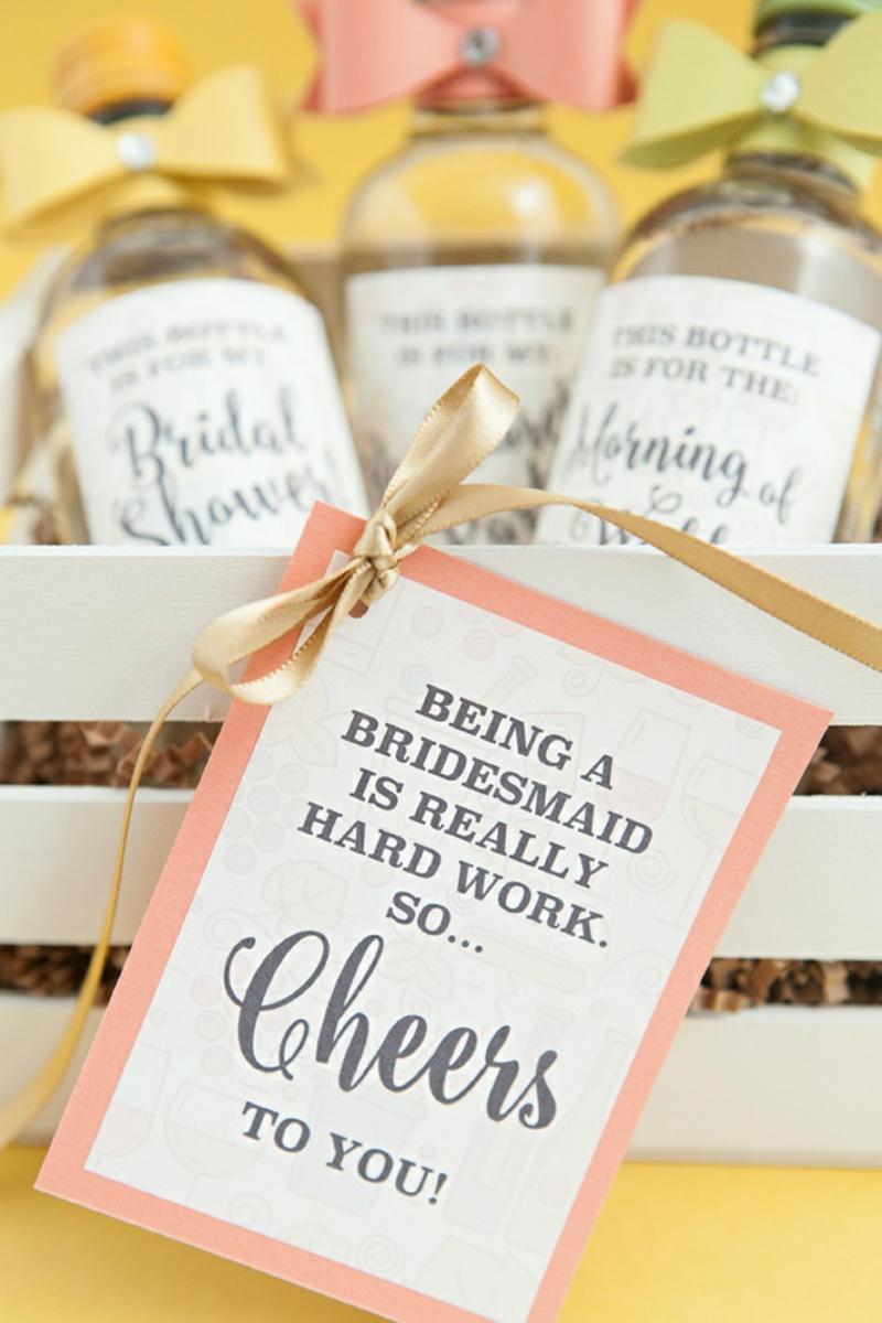 DIY Etiketten Hochzeit