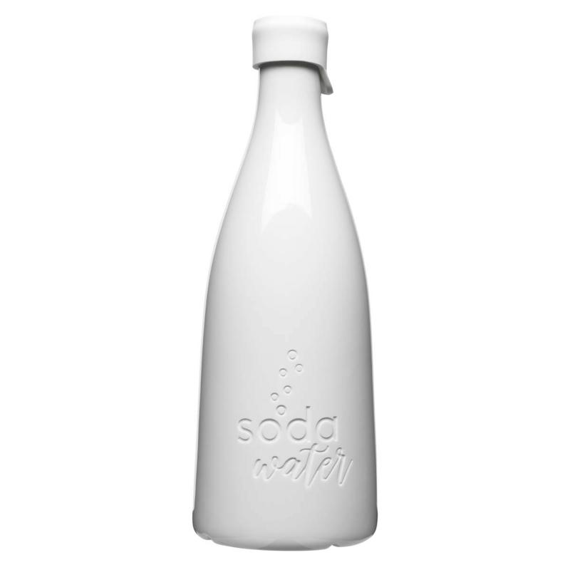 stilvolle Sodaflasche
