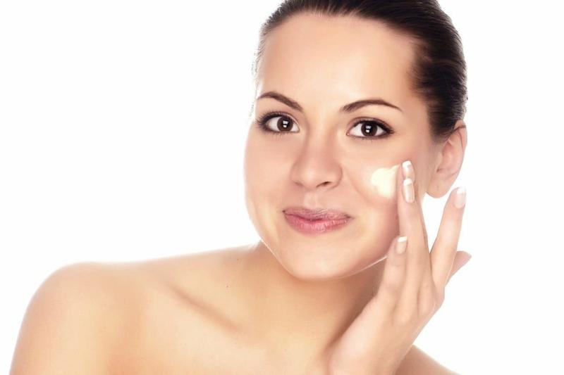 Naturkosmetik gegen unreine Haut Gesichtscreme