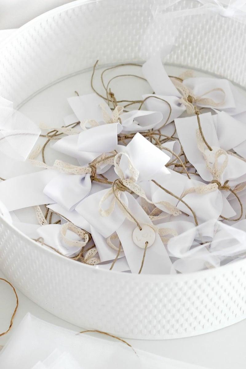 Hochzeitskarten dekorieren