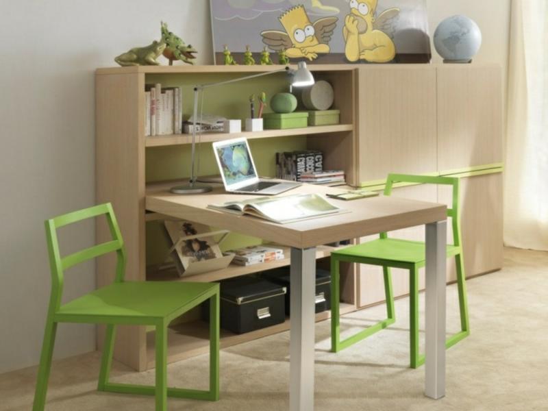 Schreibtisch Kinderzimmer zwei Kinder