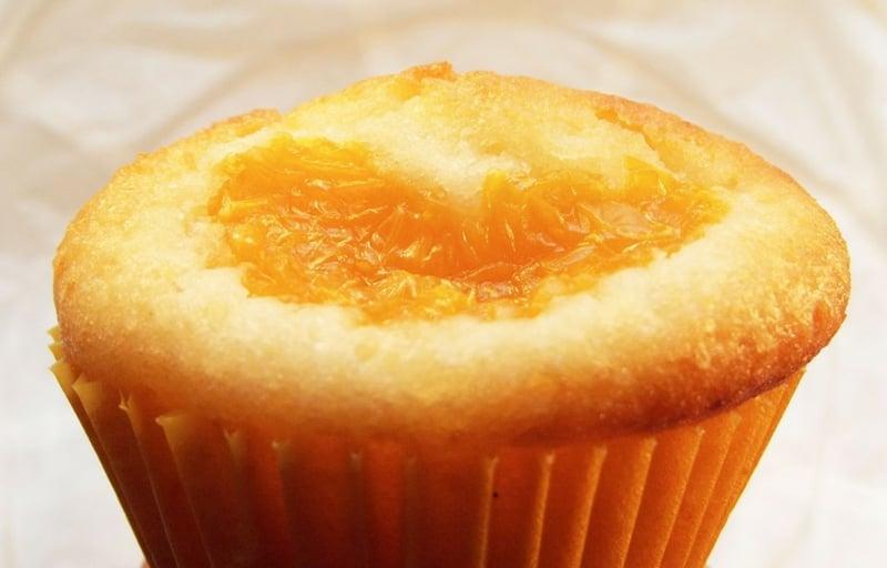 Muffins mit Mandarinen leichtes Rezept