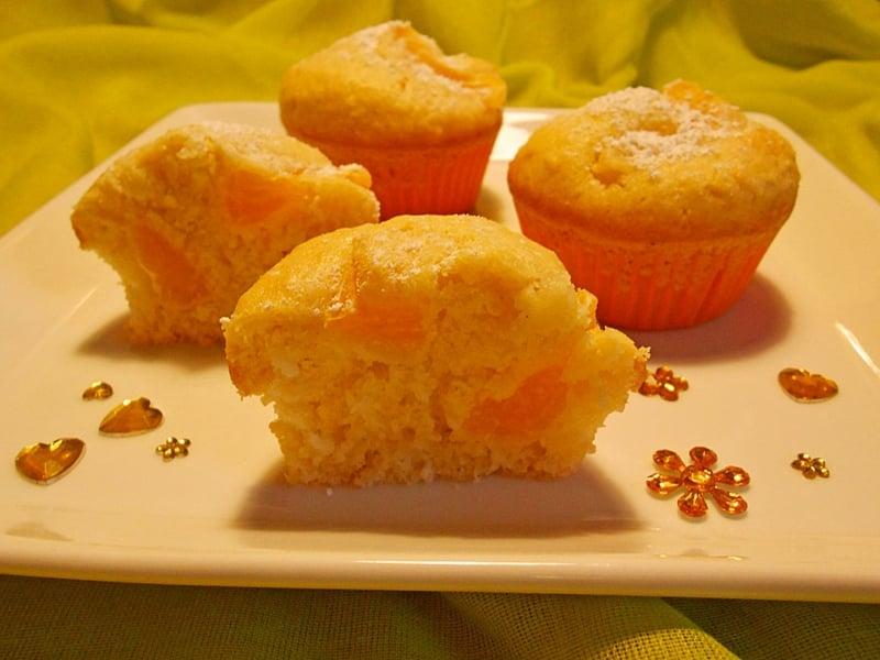 low carb Stevia köstliche Muffins