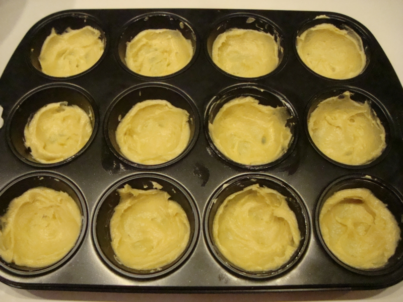 low carb Stevia Muffins