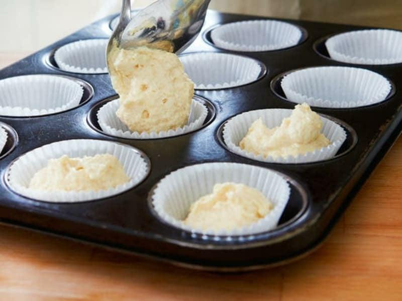 Muffins backen wie geht es