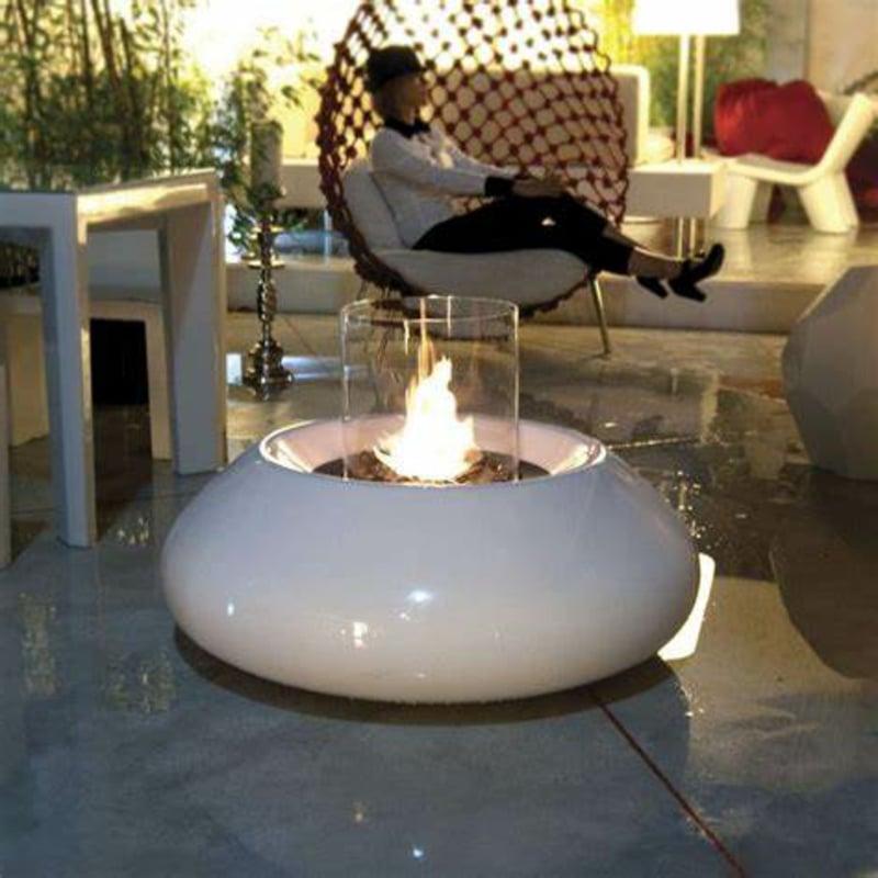 Outdoor Bioethanol Kamin originell