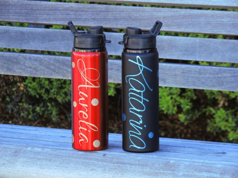 tolle Flaschen mit Namen originell