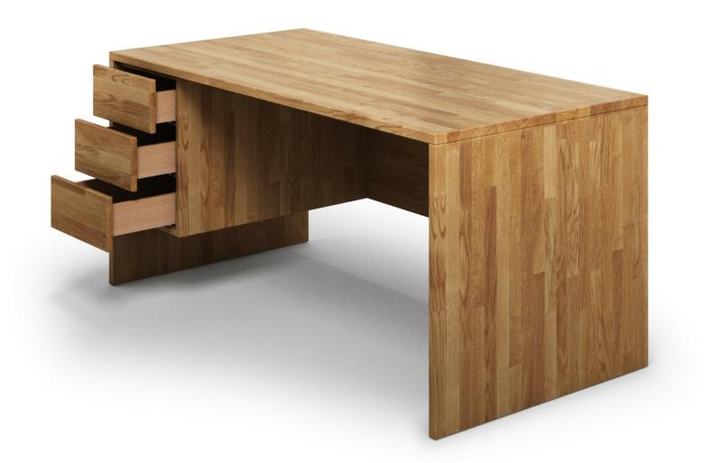Schreibtisch mit Schubladen elegantes Design