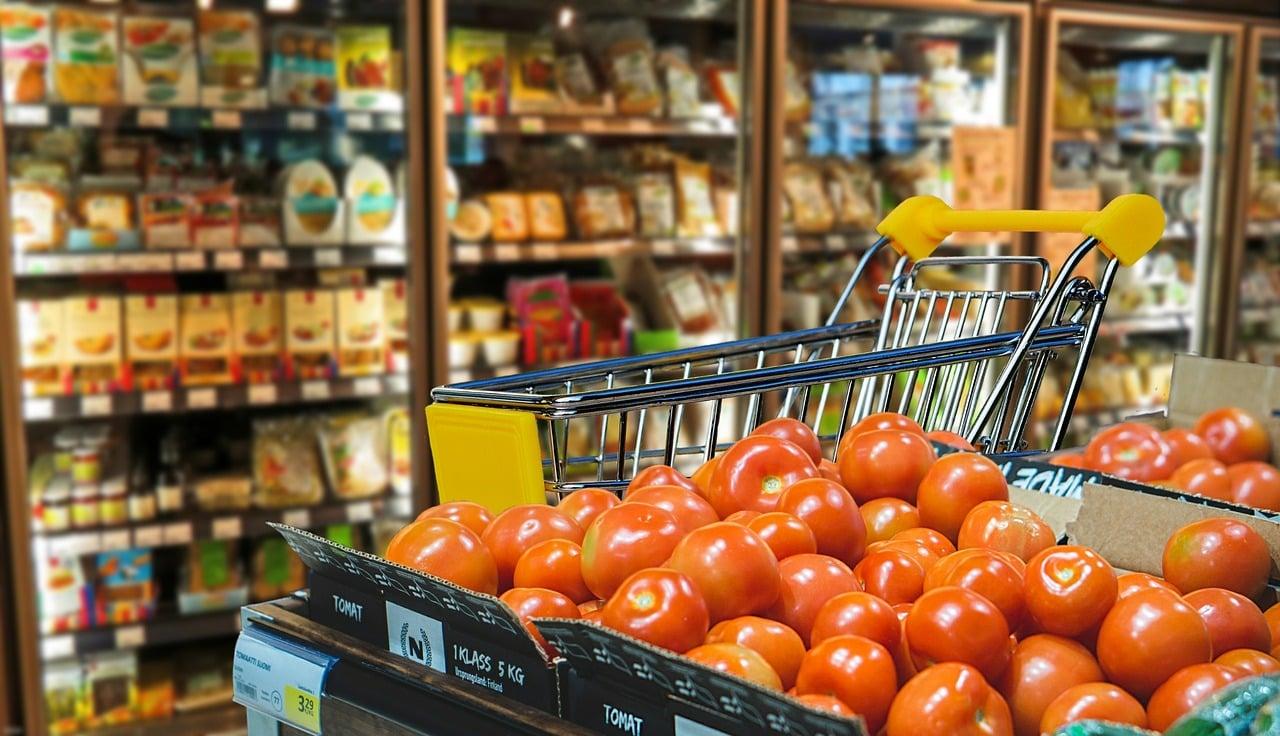 Lebensmittel einkaufen: praktisch und günstig