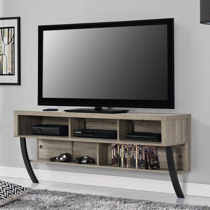 TV Ständer mit schlichtem Design