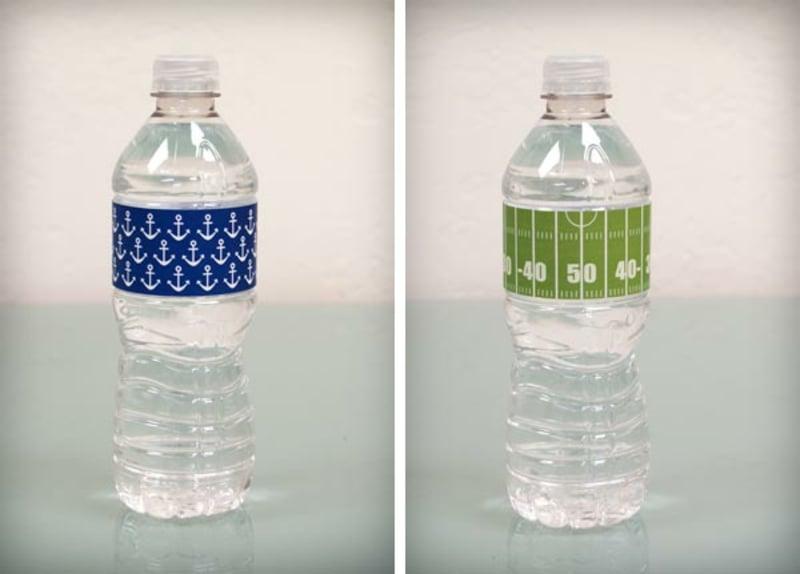 Wasserflaschen bedrucken wie geht es
