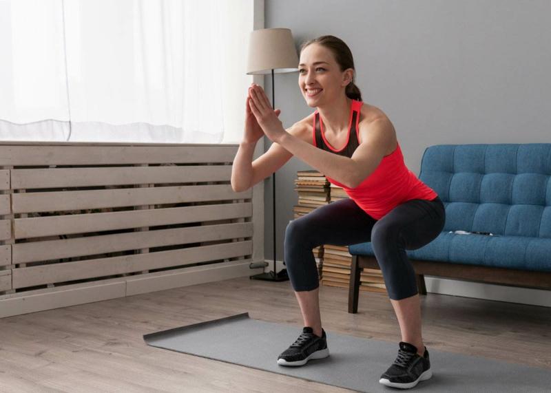 Übungen für den Unterkörper