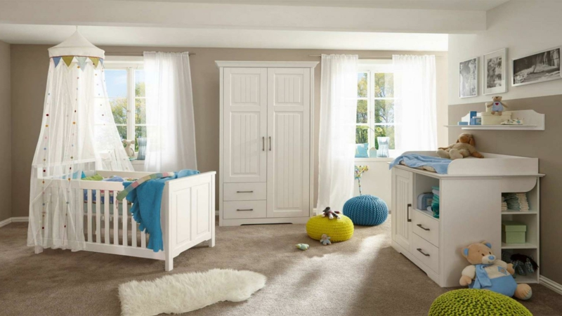 Einrichtungsideen babyzimmer