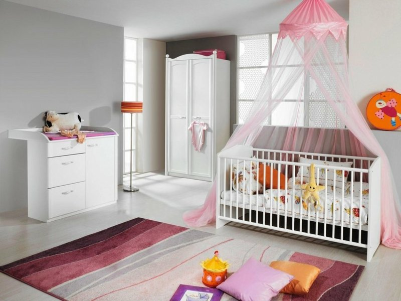 Babyzimmer einrichten Tipps