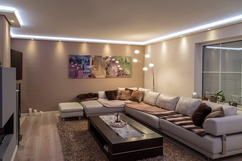 Tolle Beleuchtung, um Ihre Wohnzimmer zu verzaubern