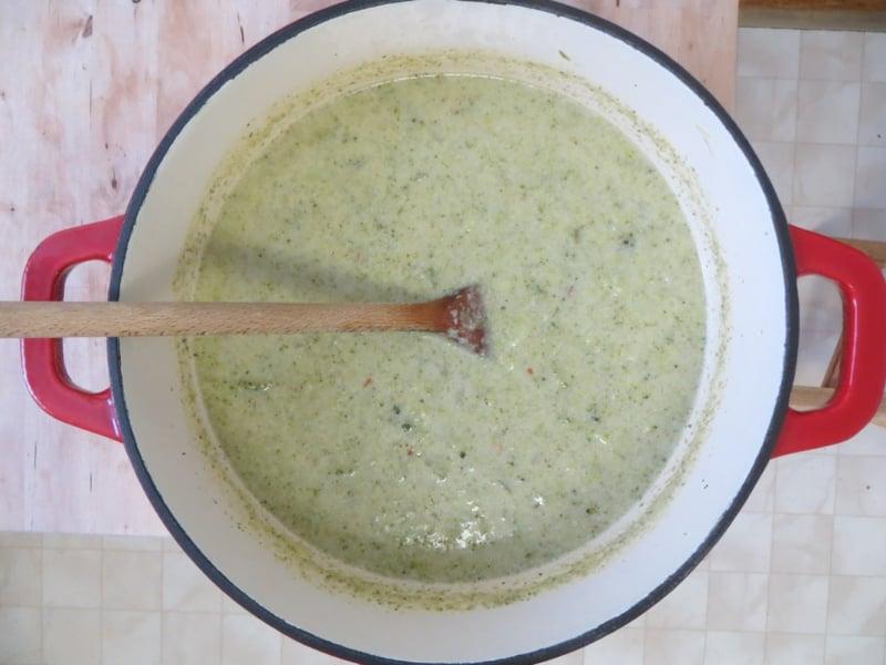 Suppe passieren gesunde Rezepte