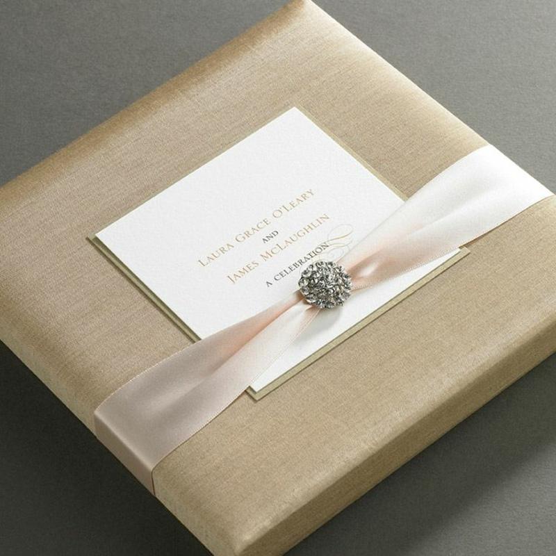 Einladungskarten stilvoll verpacken
