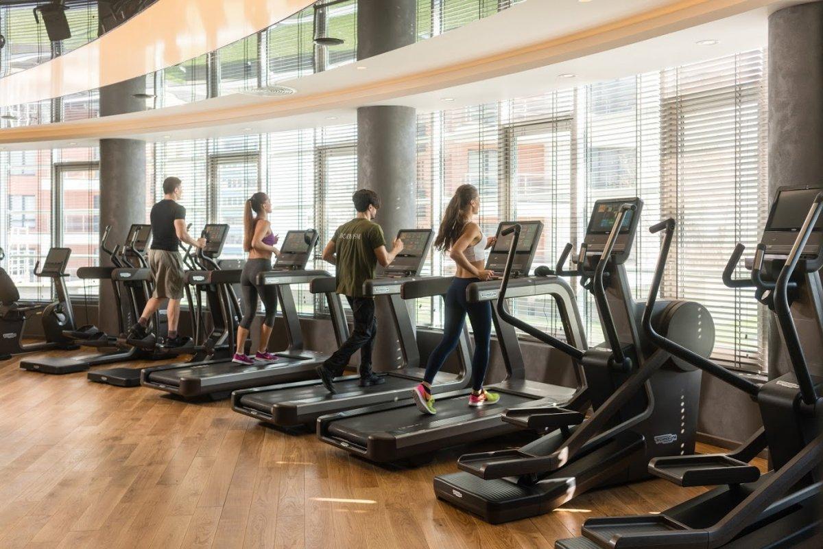 Trainieren in Fitness Studio ist noch möglich